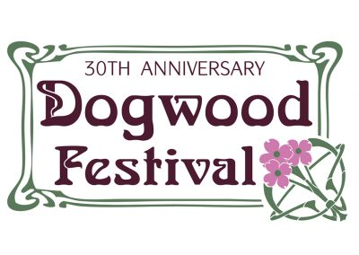 Dogwood Festival Logo