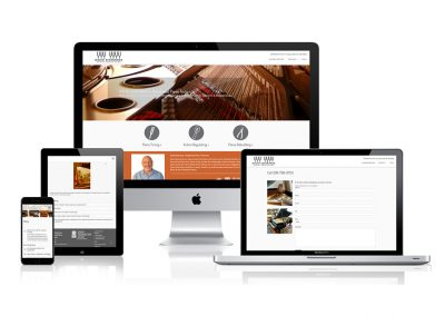 Dave Severance Piano Website