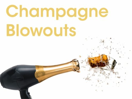 Champagne Blowouts Events